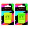 Ascutitoare Plastic Dubla Neon Art Herlitz
