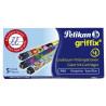Rezerve Stilou Griffix, Set 5 Bucati, In Cutie Carton Pelikan