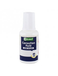 Corector Fluid D.Rect 20 Ml