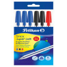 Pix Stick Super Soft, Diverse Culori, 6 Bucati, Polybag Pelikan
