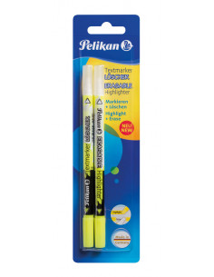 Carioca Corectoare Highlighter + Textmarker Loscher Set2 Blister Pelikan