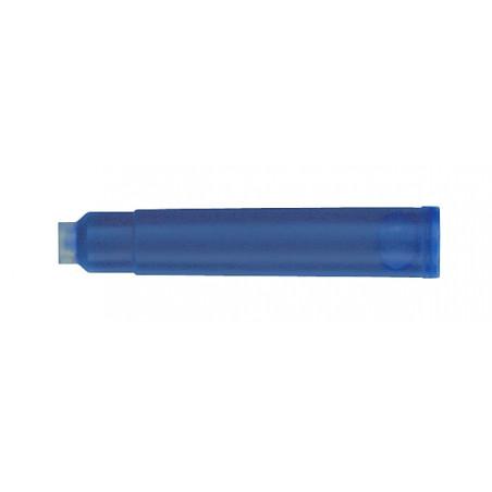 Patroane Cerneala Set 6 Albastru/ S Herlitz