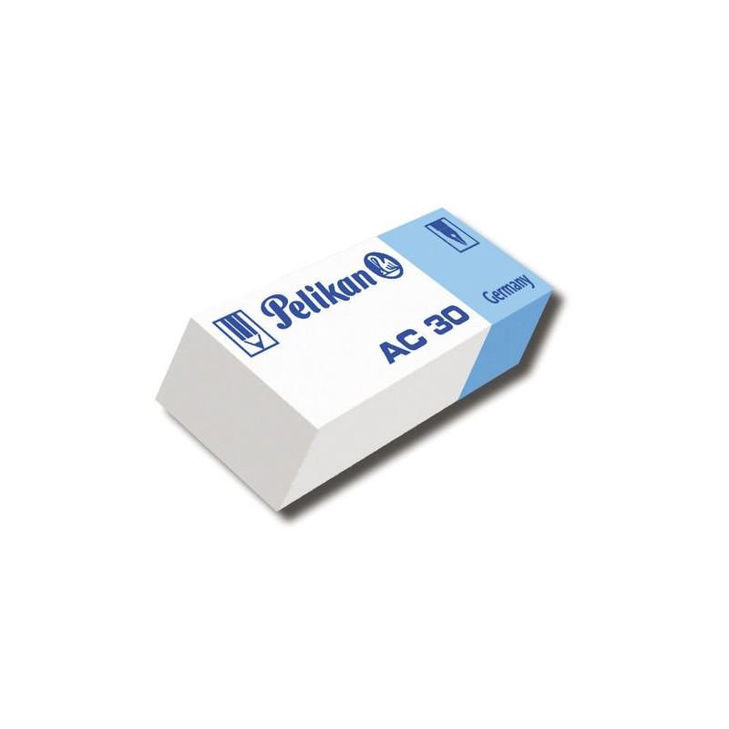 Radiera Ac30 Plastic Alba Set30 Pelikan