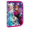Set scoala Frozen - Ghiozdan, penar echipat, sac incaltaminte