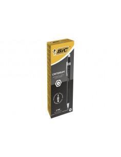 Creion mecanic BIC Criterium 2 mm, 12 buc/cutie