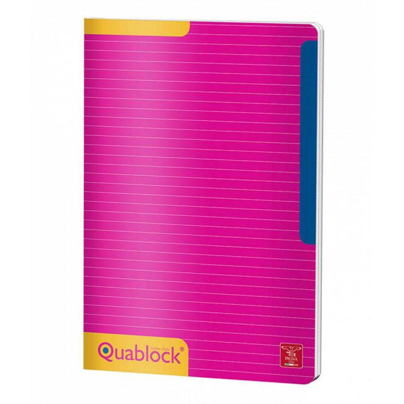 Caiet Pigna A4, Quablock, 80 file, Dictando