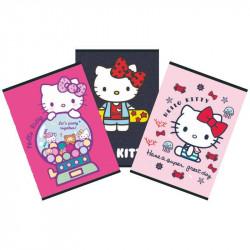 Caiet Pigna A5, Hello Kitty, 48 file, Matematica