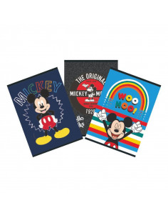Caiet Pigna tip 1, Mickey Mouse, 24 file