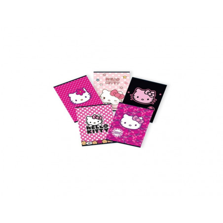 Caiet Pigna tip 1, Hello Kitty, 24 file