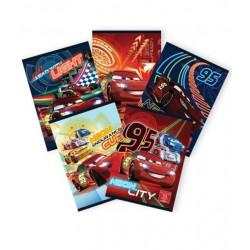 Caiet Pigna tip 1, Cars, 24 file