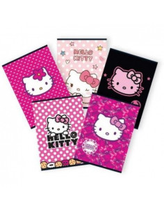 Caiet Pigna tip 2, Hello Kitty, 24 file