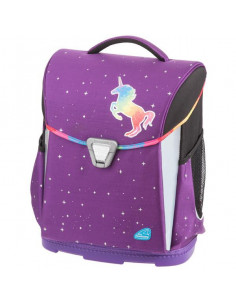 Ghiozdan Magic Dream Violet cu Penar, Etui, Sac Sport Schneiders