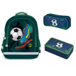 Set scoala Fotball 4 - Ghiozdan anatomic, Penar echipat 2