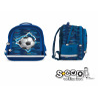 Set scoala Fotball 1 - Ghiozdan scolar, Penar echipat 3 fermoare