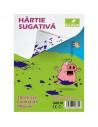Hartie sugativa A5, Ecada
