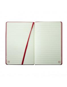 Agenda A5 nedatata Daco, 160 pagini, Rosie