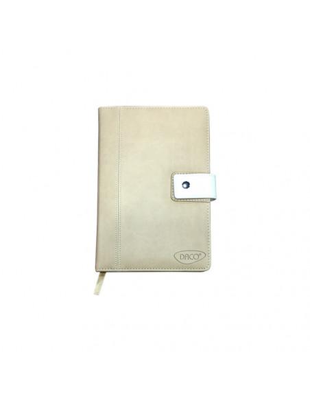 Agenda A5 nedatata Daco, 160 pagini, AN511MD