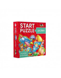 Start Puzzle - Jucarii, Noriel