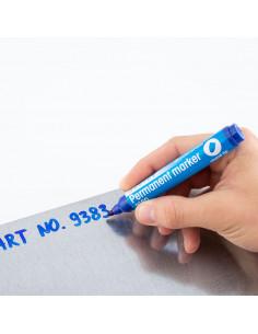 Marker Permanent 2160 D.Rect - Albastru