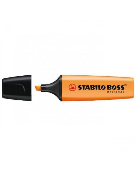 Textmarker Stabilo Boss Original, portocaliu