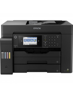 Multifunctionala inkjet color Epson EcoTank L15150, Duplex, Retea, Wireless, A3