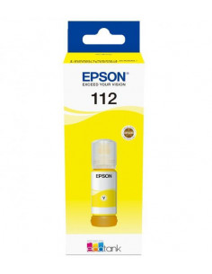 Cartus Cerneala Original Epson 112, C13T06C44A, Yellow