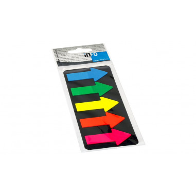 Pagemarker Film Color Sageata Mare