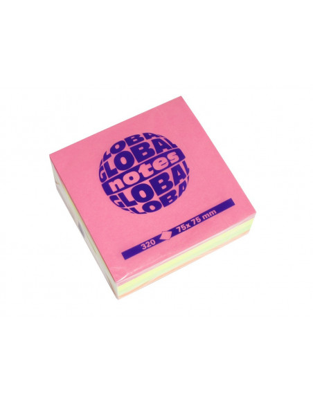 Cub Notes Adeziv Global Notes 75 X 75 Mm 320 File