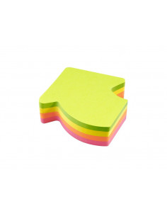 Notes Adeziv In Forma De Sageata 70 X 70 Mm 200 File