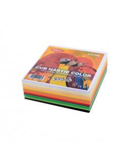 Cub Hartie 9 X 9 Cm 300 File Daco