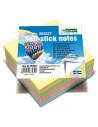 Notes Adeziv D.Rect 76X76Mm 400F - 4 Culori Pastel