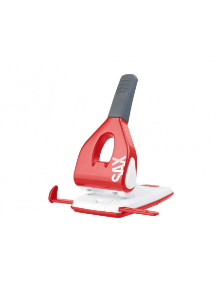 Perforator Sax 618 65 coli Rosu