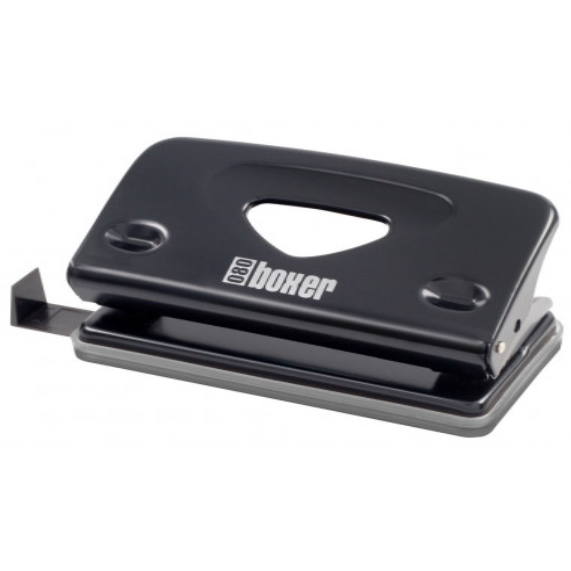 Perforator Boxer 080 10 coli Negru
