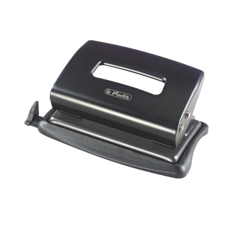 Perforator Birou 1.2Mm Negru