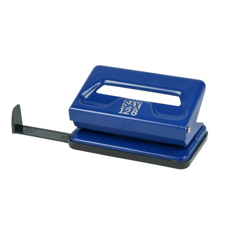 Perforator Sax 128 12 coli Albastru