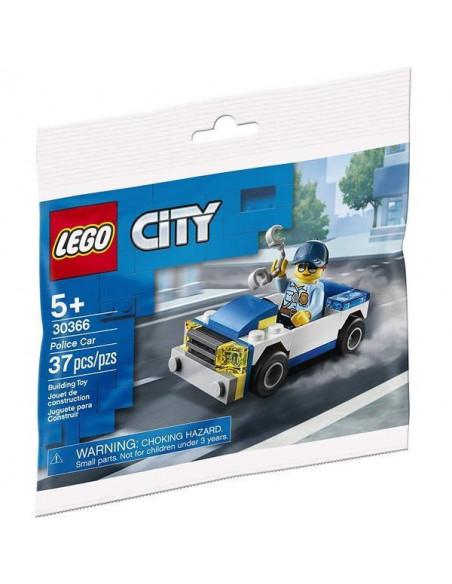 Lego City: Mașină De Poliție 30366