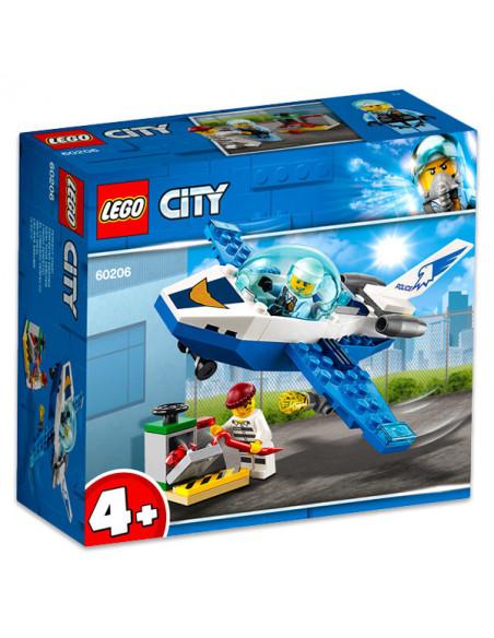 Lego City: Avionul Poliției Aeriene 60206