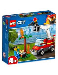 Lego City: Stingerea Incendiului De La Grătar 60212