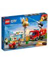 Lego City: Stingerea Incendiului De La Burger Bar 60214