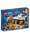 Lego City: Cursă De Testare Pentru Rover - 60225
