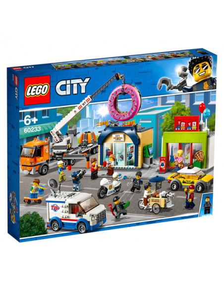 Lego City: Deschiderea Magazinului De Gogoși - 60233