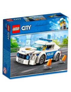 Lego City: Mașină De Poliție Pentru Patrulare 60239