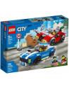 Lego City: Poliția Arestează Pe Autostradă 60242
