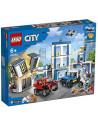 Lego City: Secție De Poliție 60246
