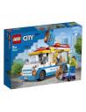 Lego City: Mașina Cu Înghețată 60253