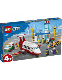 Lego City: Aeroport Central 60261