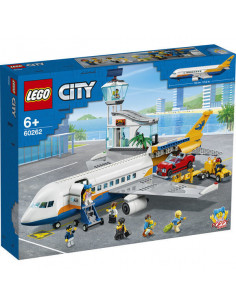 Lego City: Avion De Pasageri 60262