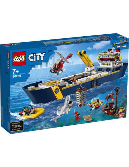 Lego City: Navă De Explorare A Oceanului 60266