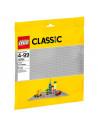 Lego Classic: Placă De Bază Gri 10701