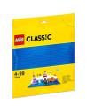 Lego Classic: Placă De Bază Albastră 10714